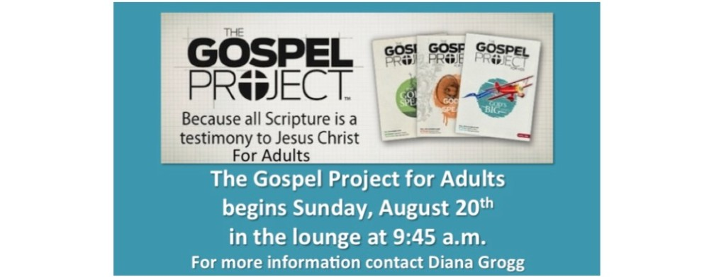 Gospel Project for Parents Fall 2017 banner