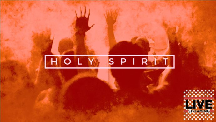 New Sermon Series on the Holy Spirit - May 10